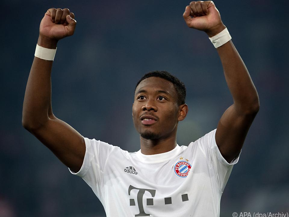 Bleibt Alaba noch länger bei den Bayern?