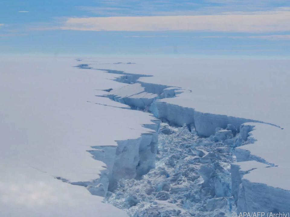 Bohrungen im antarktischen Eis brachten neue Erkenntnisse