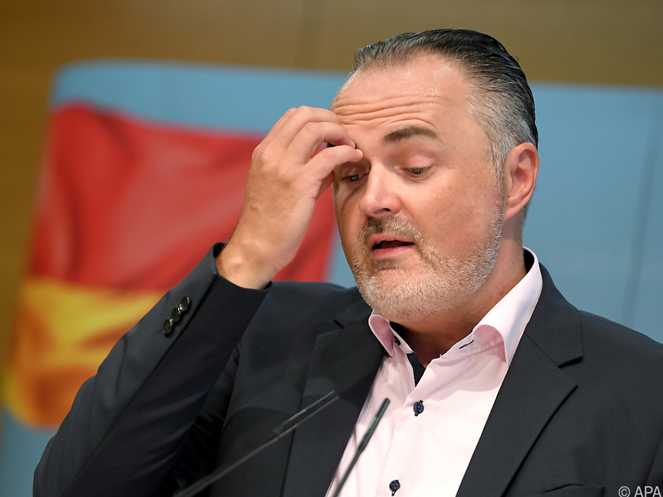 Burgenlands Landeshauptmann Hans-Peter Doskozil