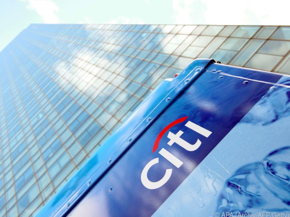 Citigroup wollte eigentlich nur Zinsen überweisen
