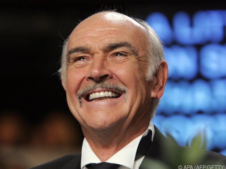 Connery konnte sein Bond-Image nie ganz loswerden