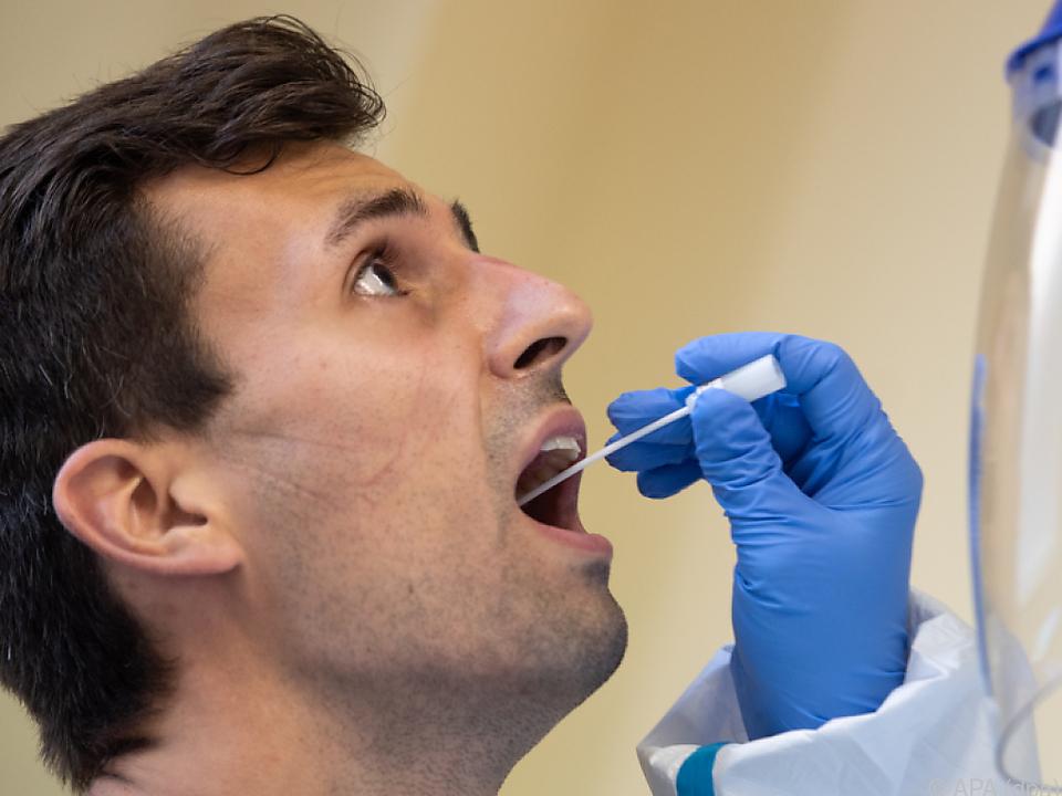 Coronavirus-Test