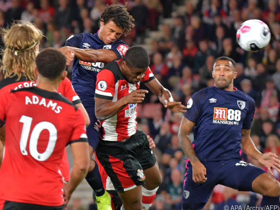Danso kam bei Southampton nur selten zum Einsatz