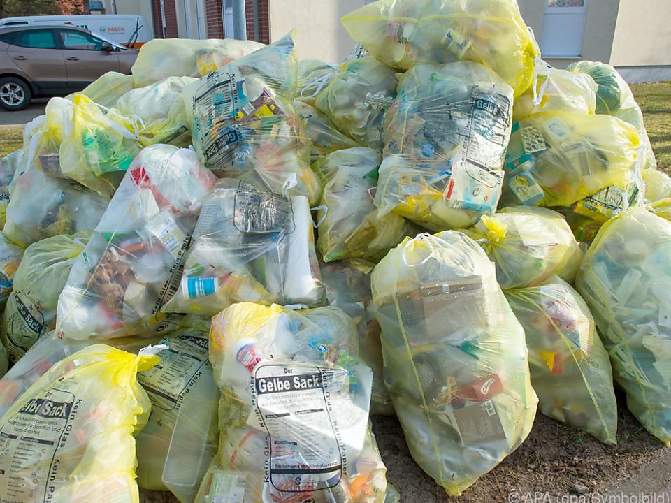 Das Geschäft mit Plastikmüll ist oft schmutzig