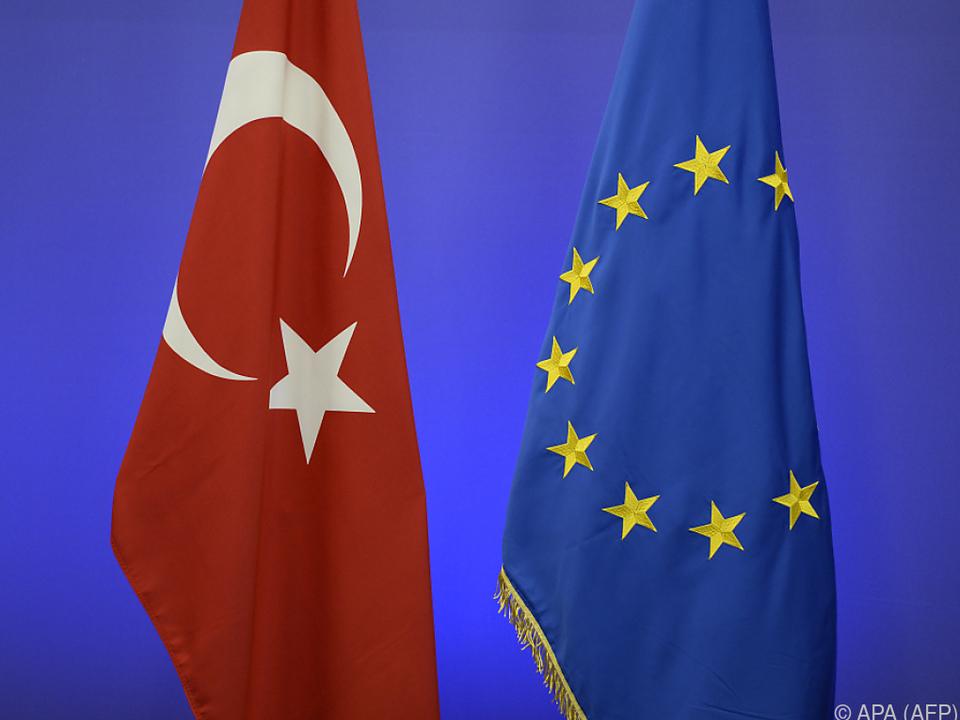 Das Verhältnis der EU zur Türkei ist schon länger angespannt