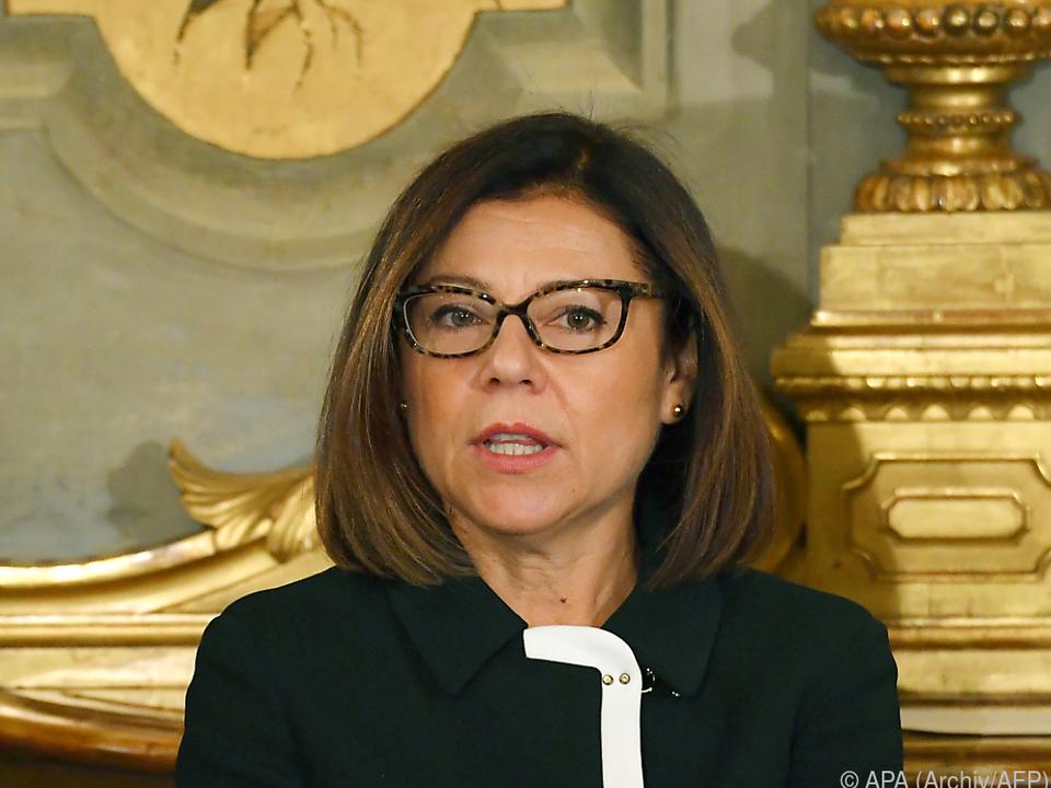 De Micheli eröffnete Bahn-Baustelle für Verona-Vicenza
