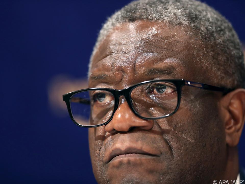 Denis Mukwege wird unter Schutz gestellt