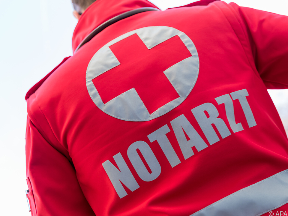 Der 18-jährige Deutsche musste vom Notarzt versorgt werden