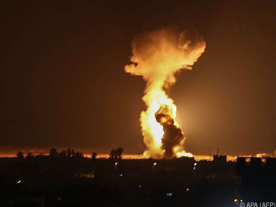 Der Gazastreifen kommt nicht zur Ruhe