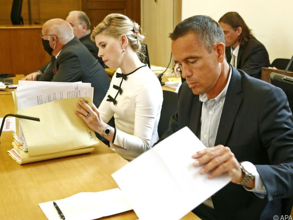 Der Richter verhängte eine Zusatzstrafe im Ausmaß von sechs Monaten