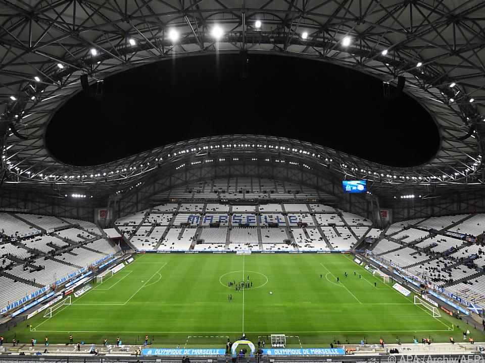 Derzeit kein Spiel in Marseille möglich