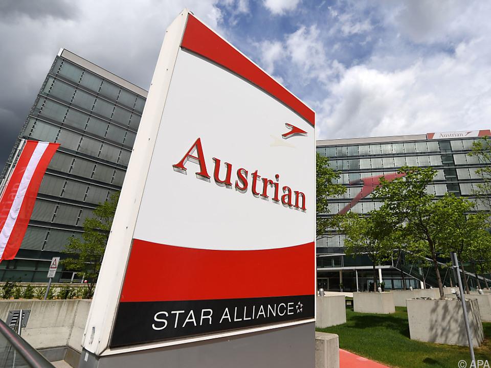 Die AUA erhält einen Zuschuss von 150 Millionen Euro