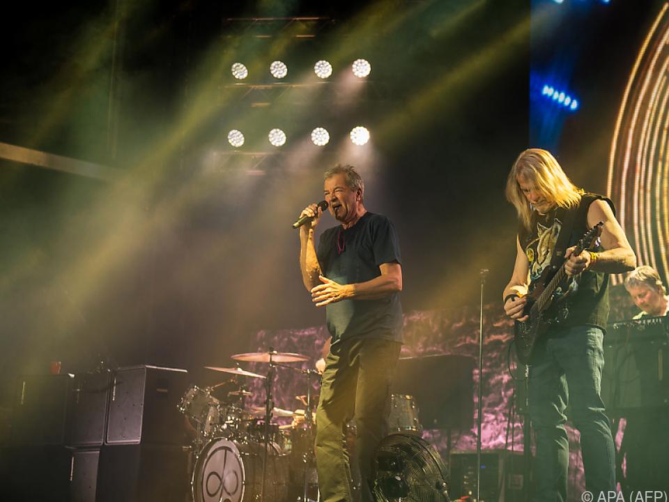 Die Band Deep Purple gibt es schon seit 50 Jahren