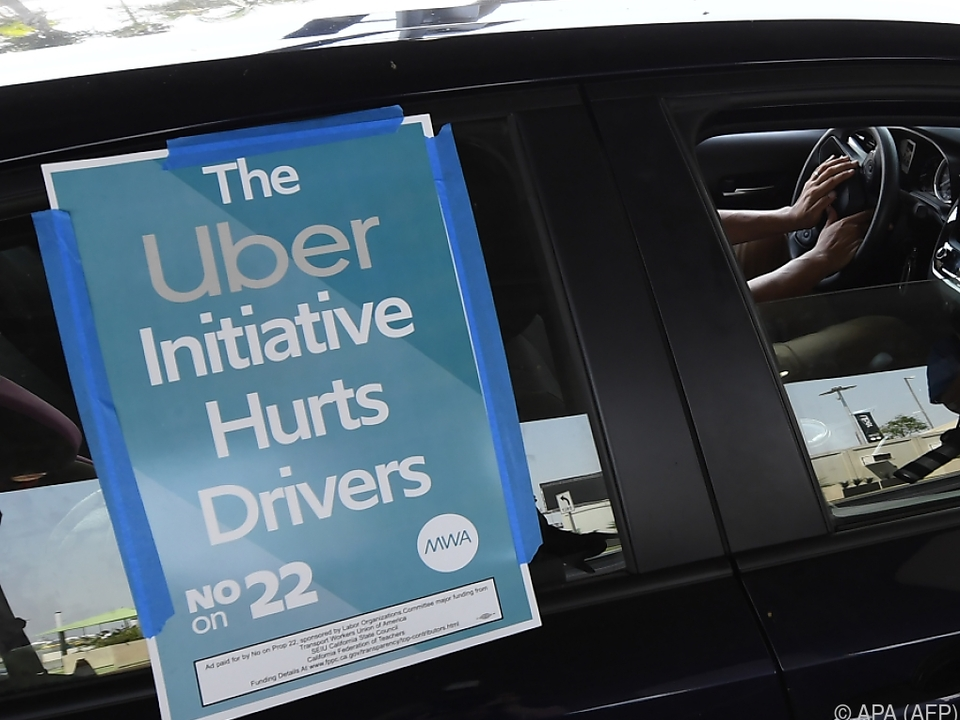 Die Fahrer sollten wie Angestellte behandelt werden