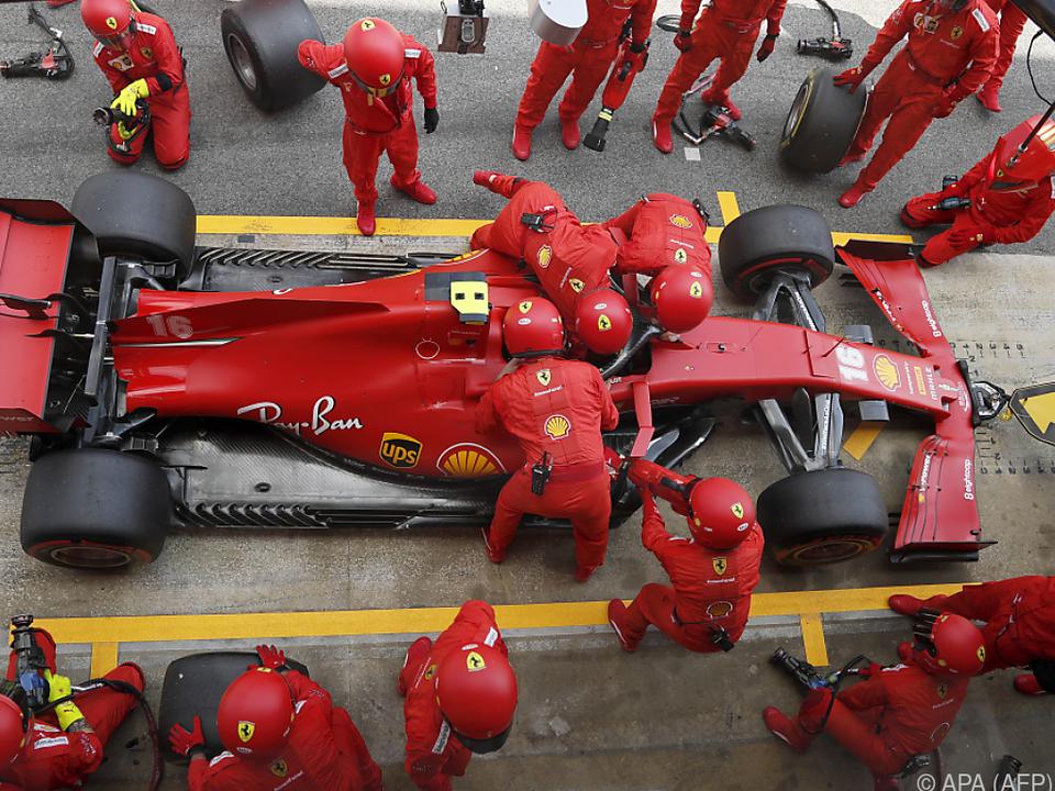 Die Formel 1 macht heuer nicht in China Halt