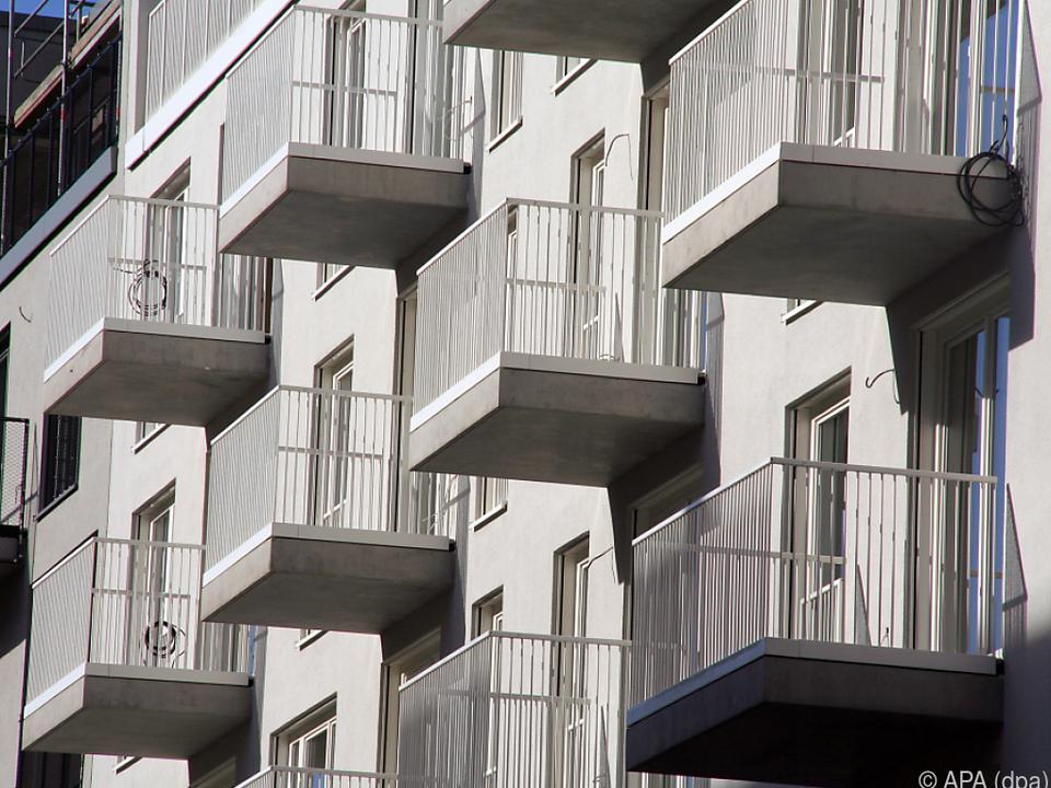 Die Kaufpreise für Wohnungen dürften leicht sinken immobilien sanierung