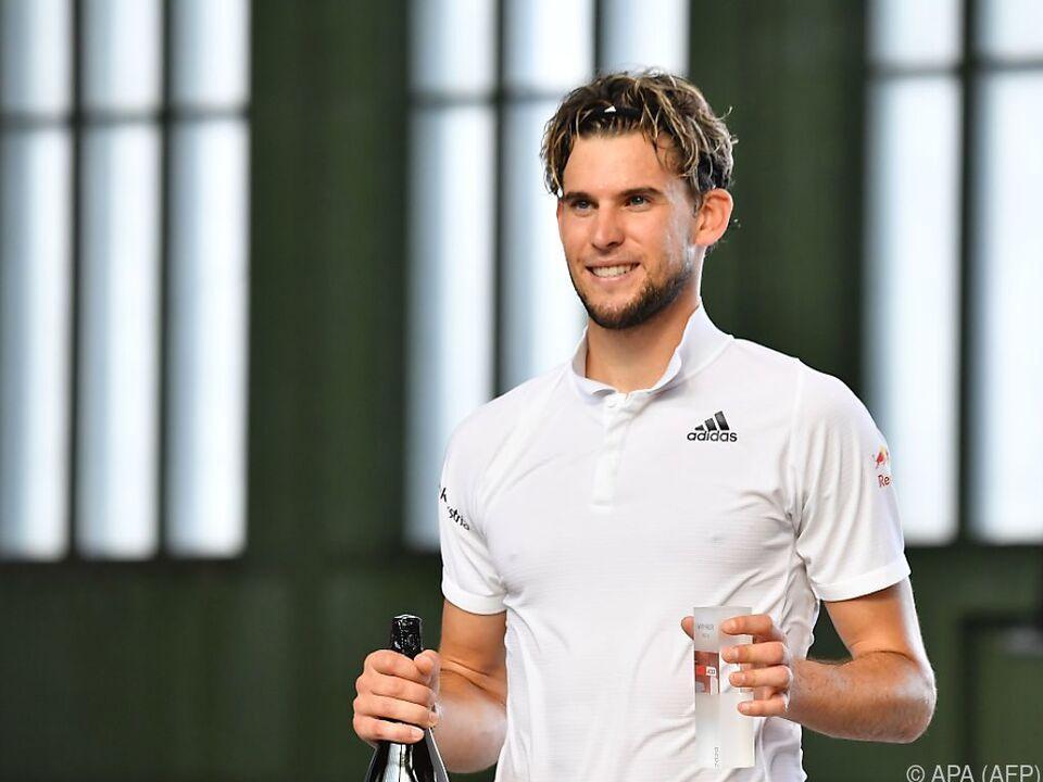 Die Tennis-Herren versuchen die Rückkehr in den Turnier-Alltag