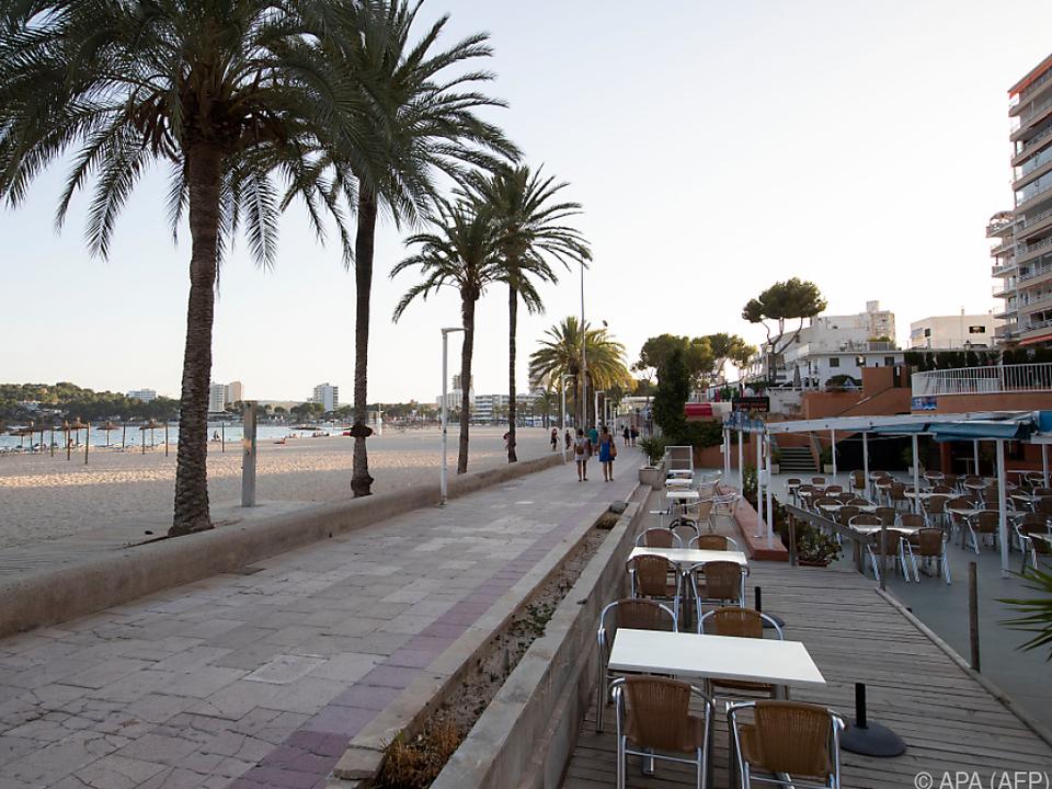 Die Tourismusbranche auf den Balearen befürchtet den Todesstoß
