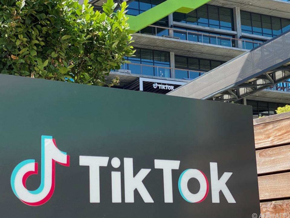 Die USA machten zuletzt großen Druck wegen TikTok
