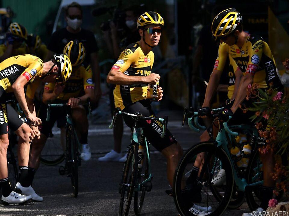 Die Vorbereitungen auf die Tour de France laufen