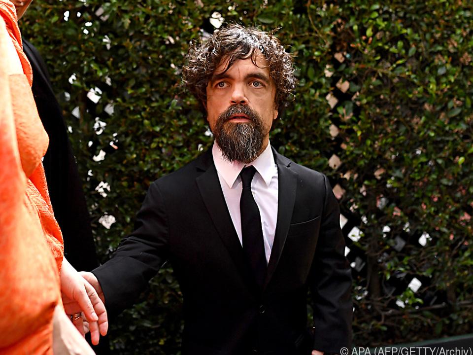 Dinklage, vor allem durch seine Rolle als Tyrion Lannister bekannt