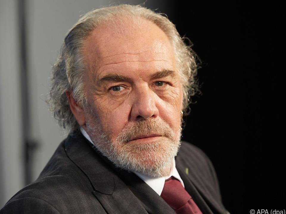 Eines der bekanntesten Gesichter im deutschen Fernsehen