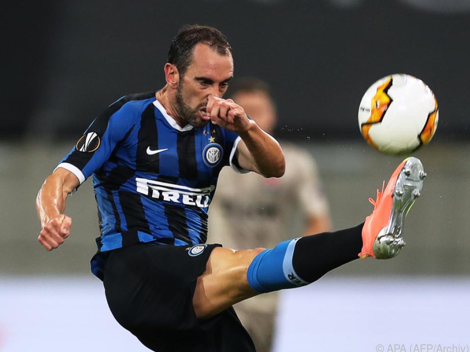 Eiserne Verteidigung um Godin Erfolgsfaktor bei Inter