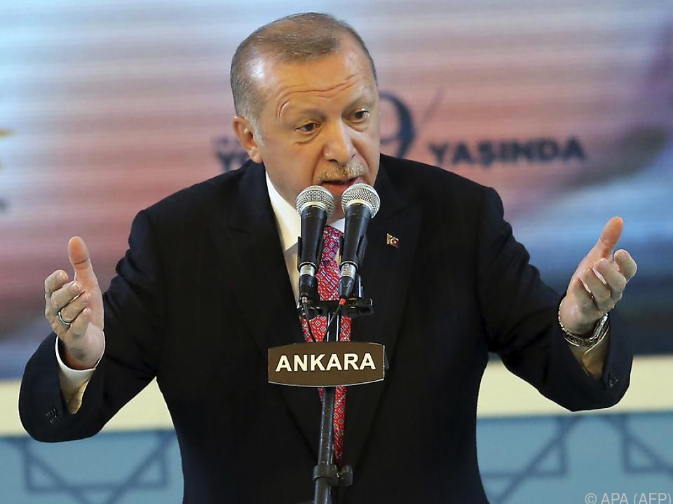 Erdogan will Türkei zum Netto-Energie-Exporteur machen