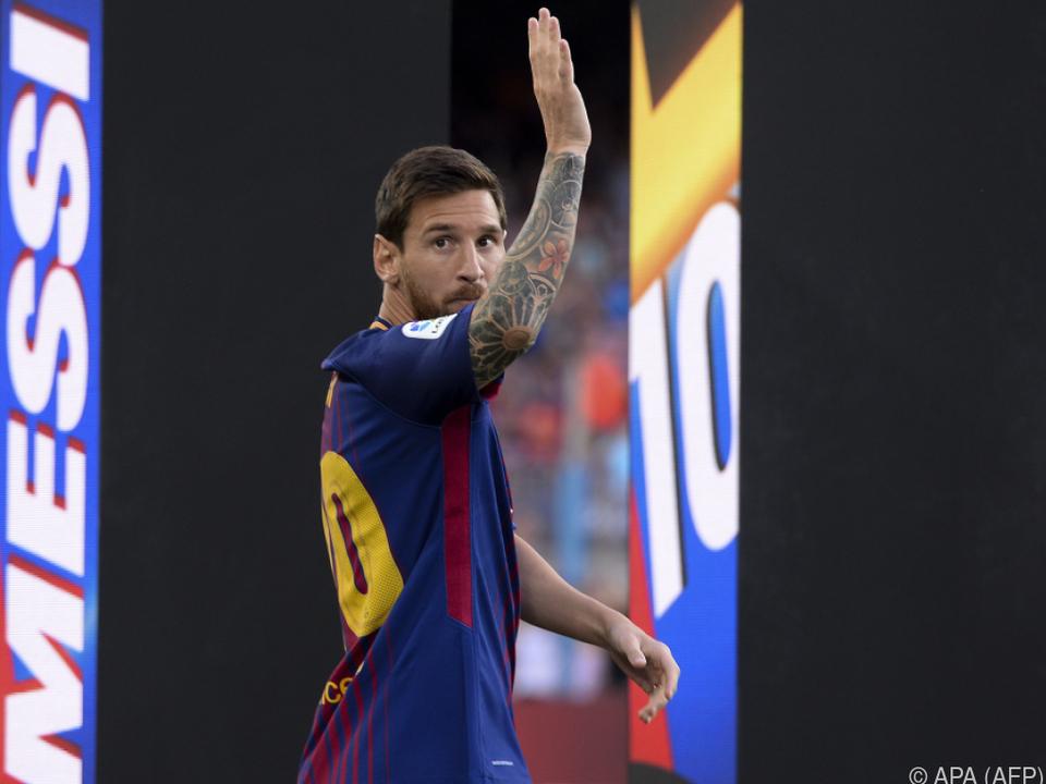 Erneut Gerüchte zu möglichem Abschied Messis