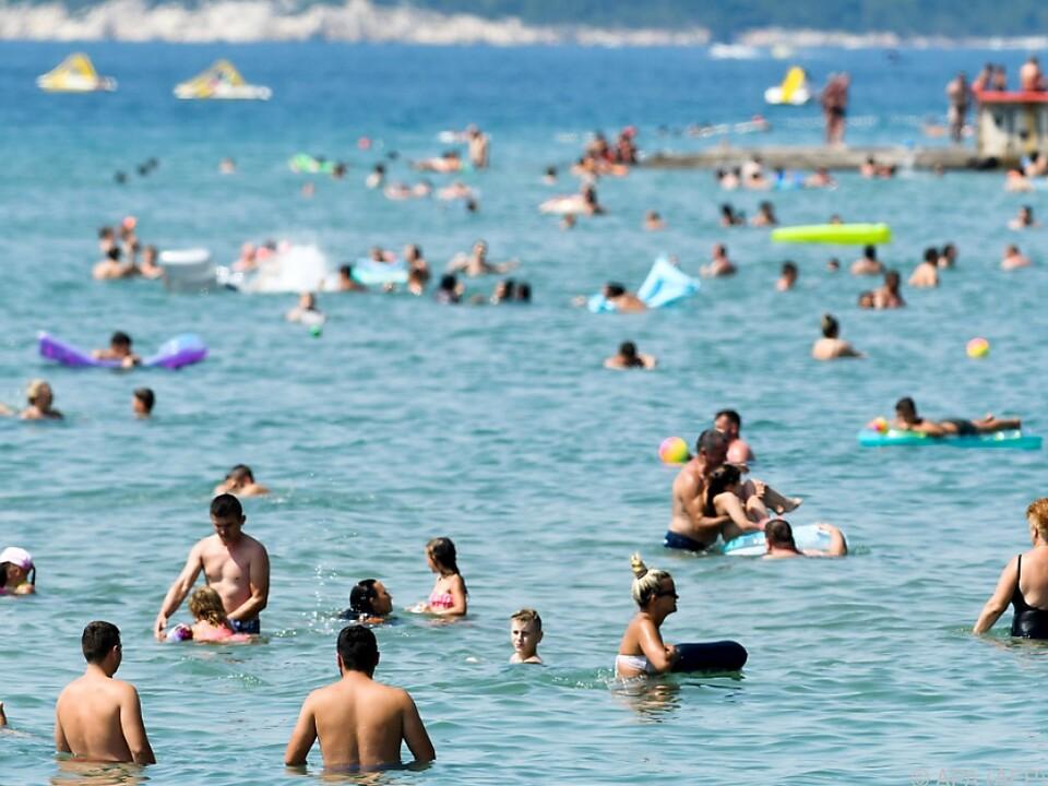Getrübte Urlaubsfreude bei Kroatien-Urlaubern