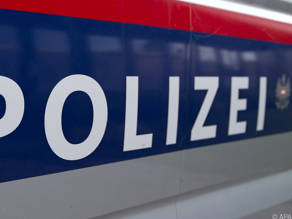 Großeinsatz der Wiener Polizei