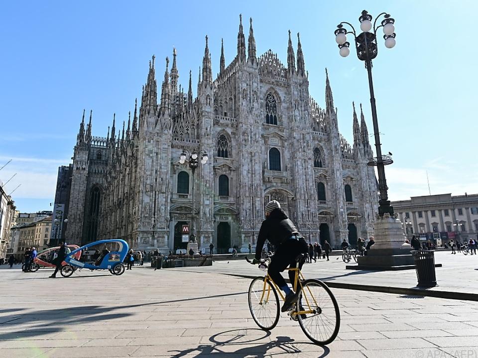 Hu ist der häufigste Nachname in Mailand