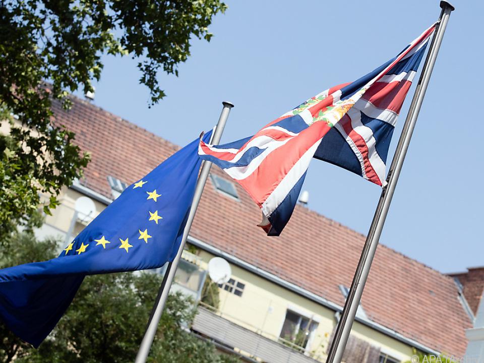 In Großbritannien drohen Engpässe nach dem Brexit