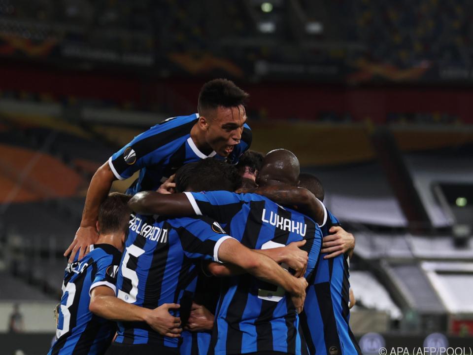 Inter Mailand zieht fulminant ins Finale der Europa League ein