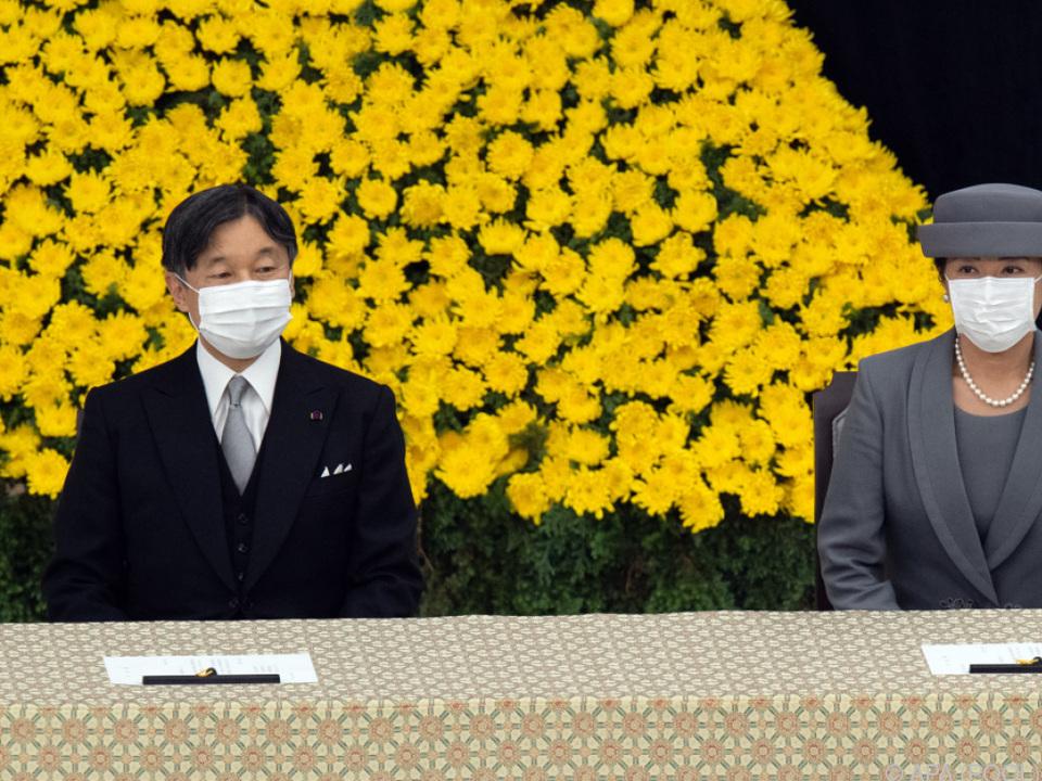Japans Kaiserpaar macht heuer keinen Urlaub