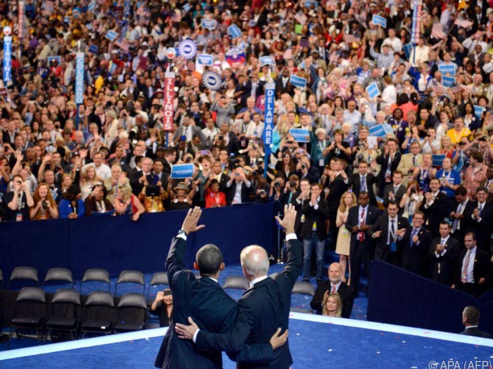 Parteitag der US-Demokraten: Virtuelle Bühne für prominente Redner