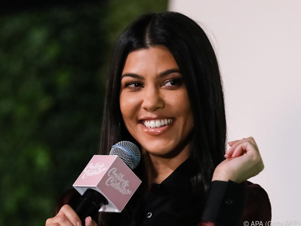 Kardashian isst gerne aus Gmundner Porzellan