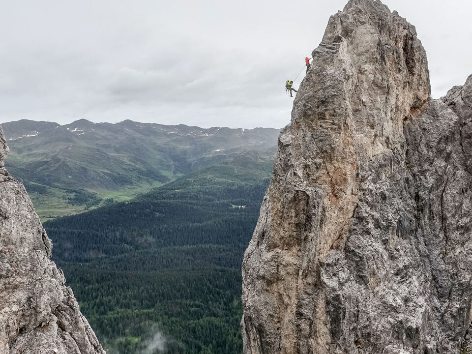 Klettersteig_Arzalpenturm-Via_ferrata_campanile_Colesei_1