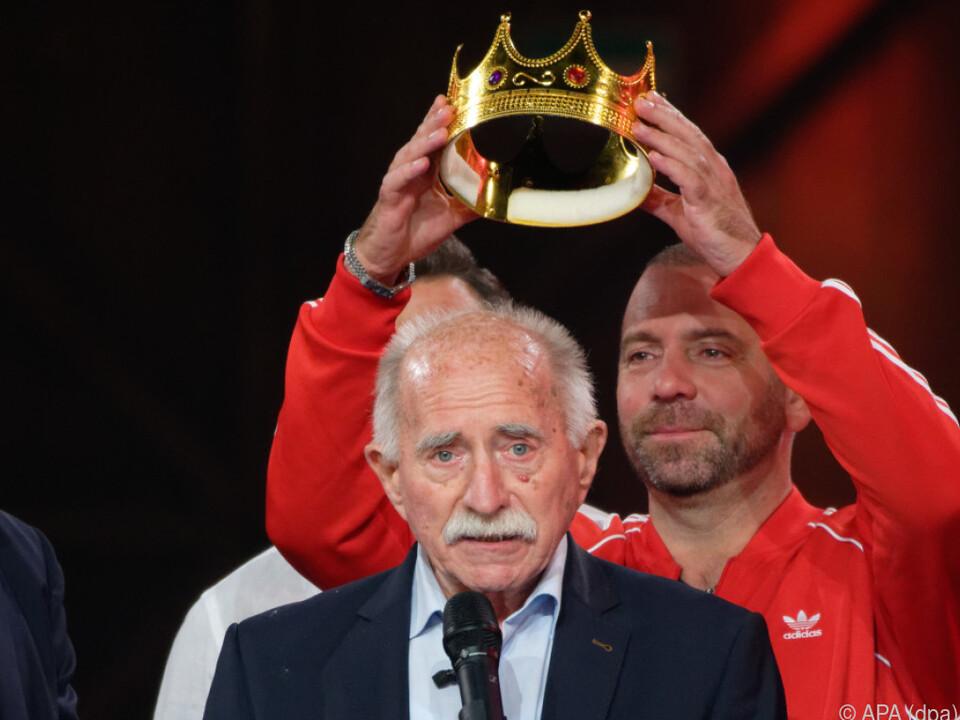 König Werner Hansch muss Schulden zurückzahlen
