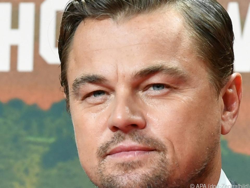 Leonardo DiCaprio engagiert sich für Erhalt des Regenwaldes