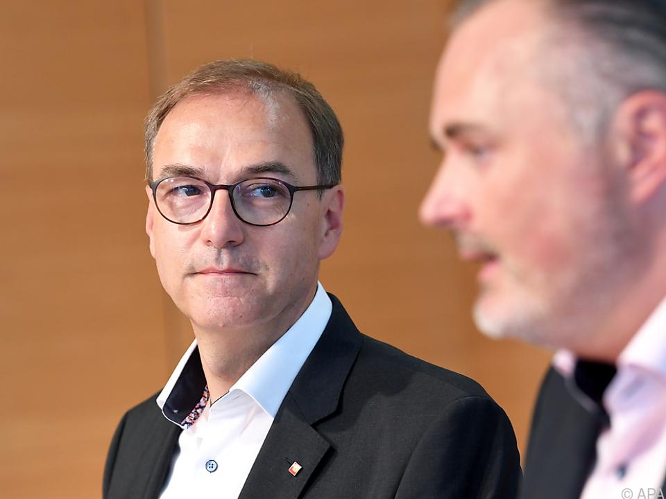 LH Doskozil präsentierte Schneemann als Nachfolger für Illedits