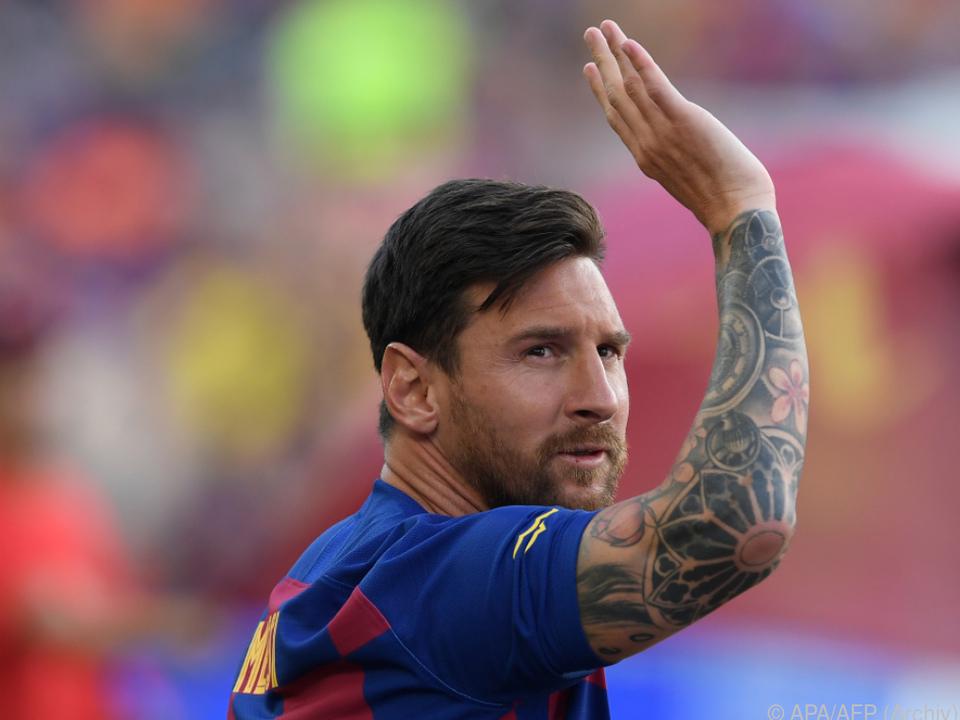 Lionel Messis Zeit in Barcelona neigt sich dem Ende zu