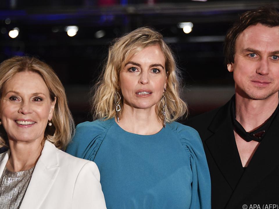 Marthe Keller, Nina Hoss und Lars Eidinger brillieren im Film