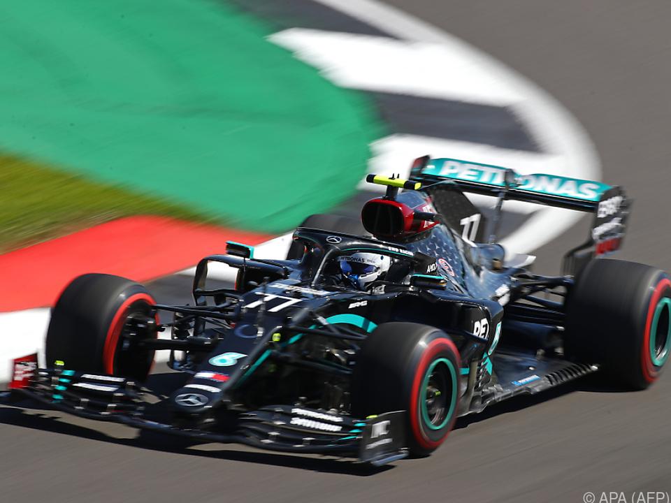 Mercedes bleibt schnellstes Auto