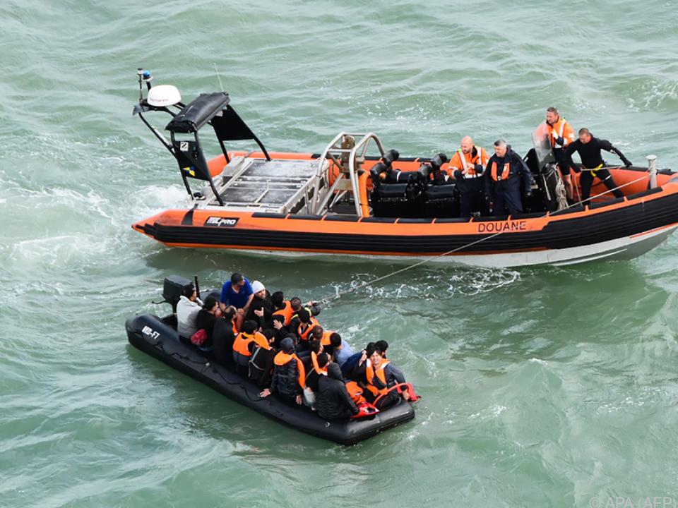 Migranten werden oft als Gefahr gesehen