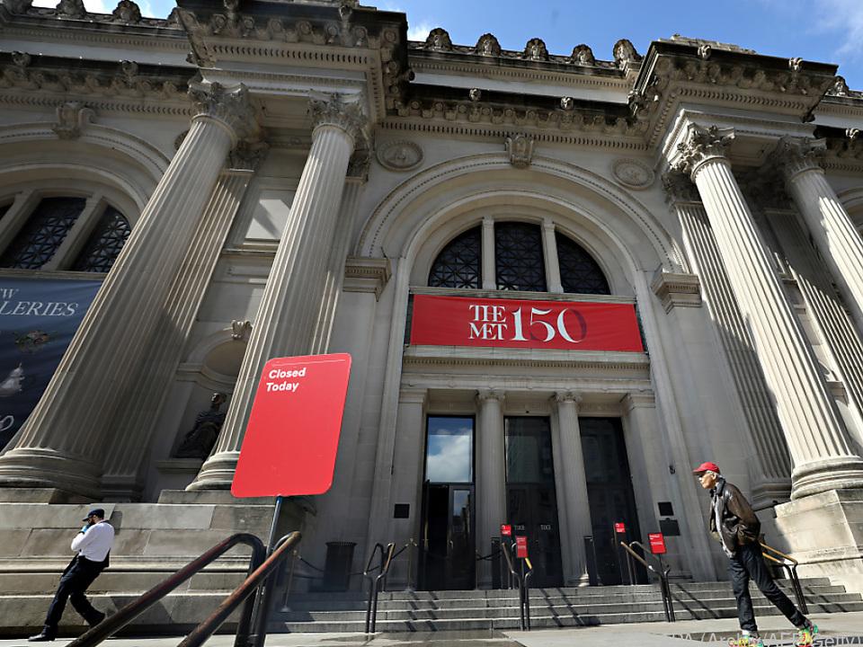 Museum ist seit Mitte März geschlossen