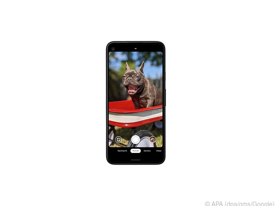 Neue Mittelklasse: Das Google Pixel 4a kommt für rund 340 Euro auf den Markt