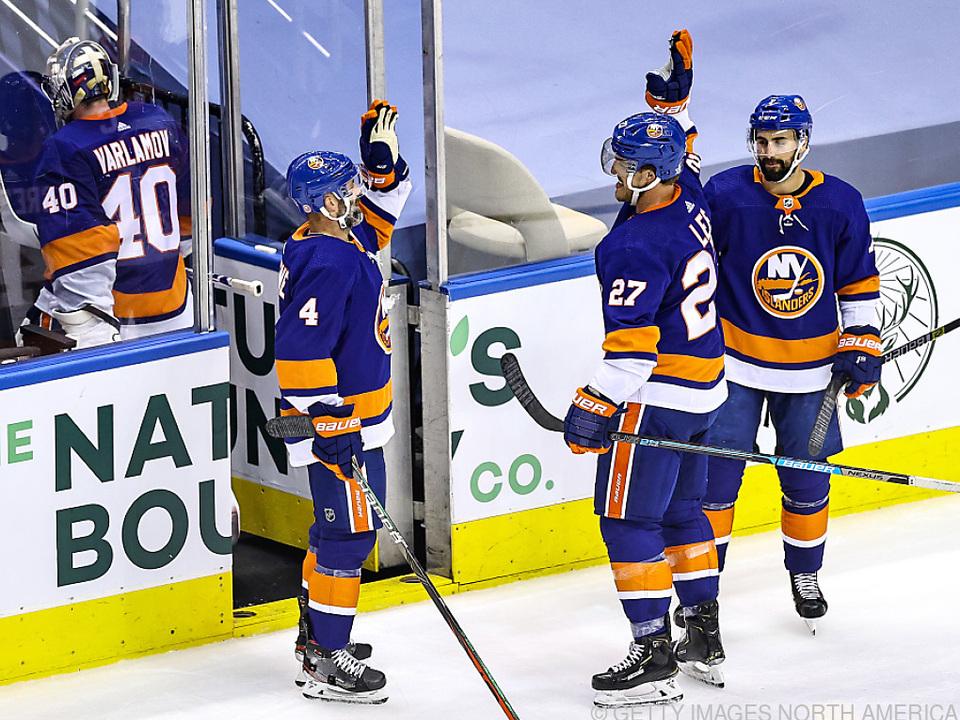 NHL New York Islanders - Philadelphia Flyers