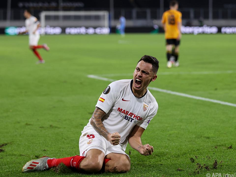 Ocampos besorgte das Goldtor für Sevilla