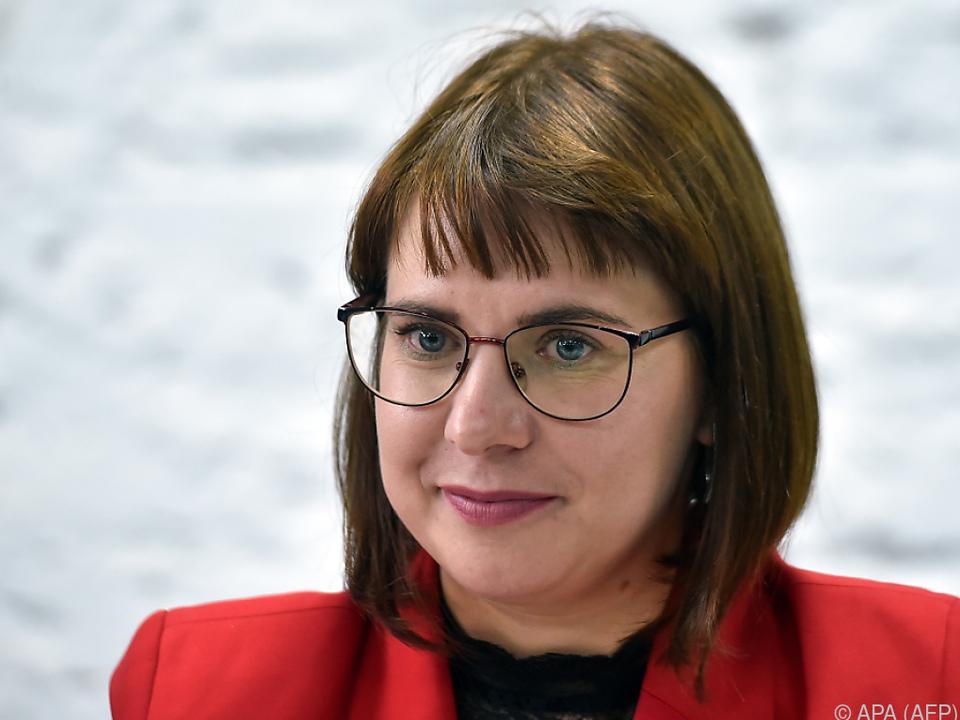 Olga Kowalkowa und ein Kollege wurden festgenommen